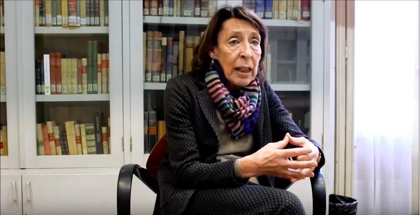 Entrevista a Rosa Aparicio