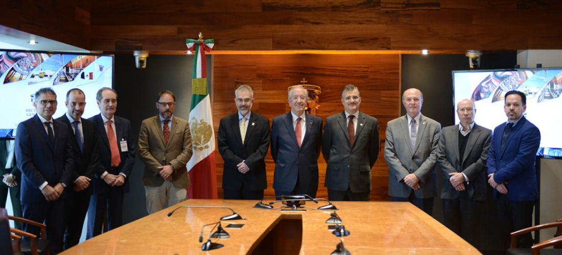 La Universidad de Guadalajara y la FOM impulsan la Cátedra Gregorio Marañón
