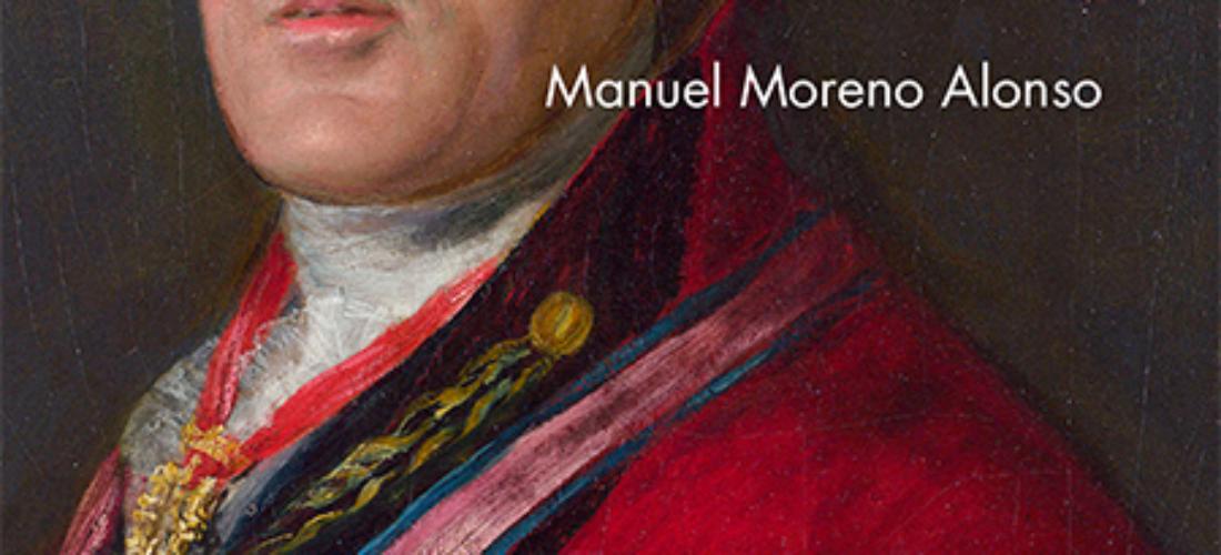 """Presentación del libro: """"La guerra del inglés en España (1808-1814), de Manuel Moreno Alonso"""