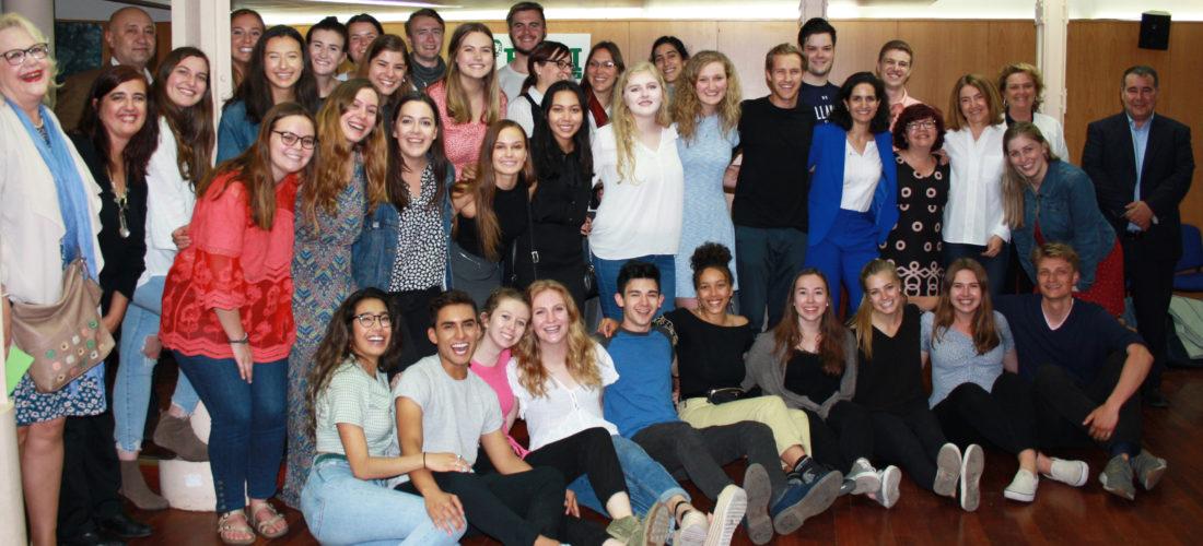 Clausura del semestre de Primavera de Programas Internacionales en Madrid