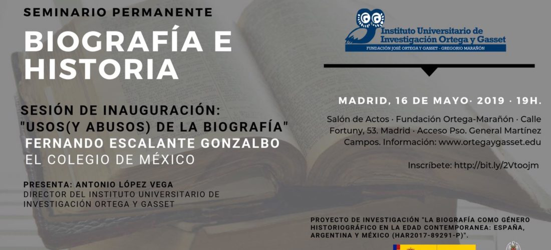 Seminario Permanente de Biografía e Historia