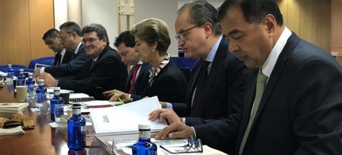 La FOM se convierte en el centro de reunión y diálogo de los poderes del Estado colombiano