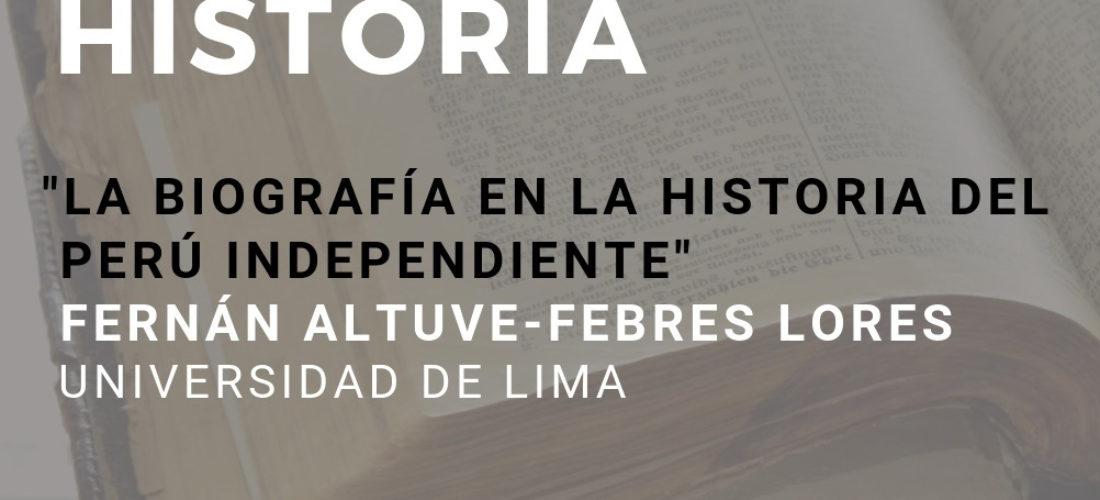 """Seminario Permanente """"Biografía e Historia"""""""