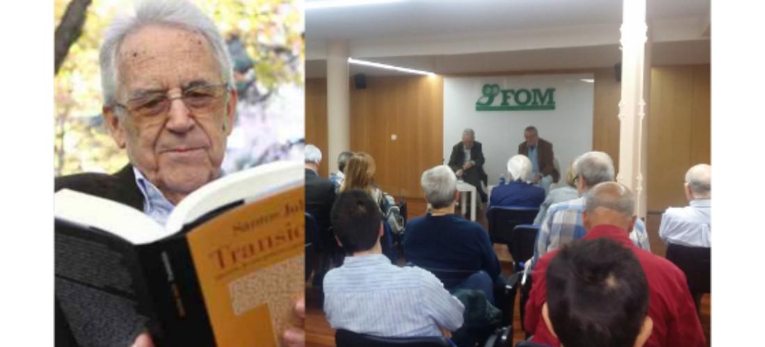 Comunicado: La FOM expresa su profundo pesar por el fallecimiento del prestigioso historiador Santos Juliá