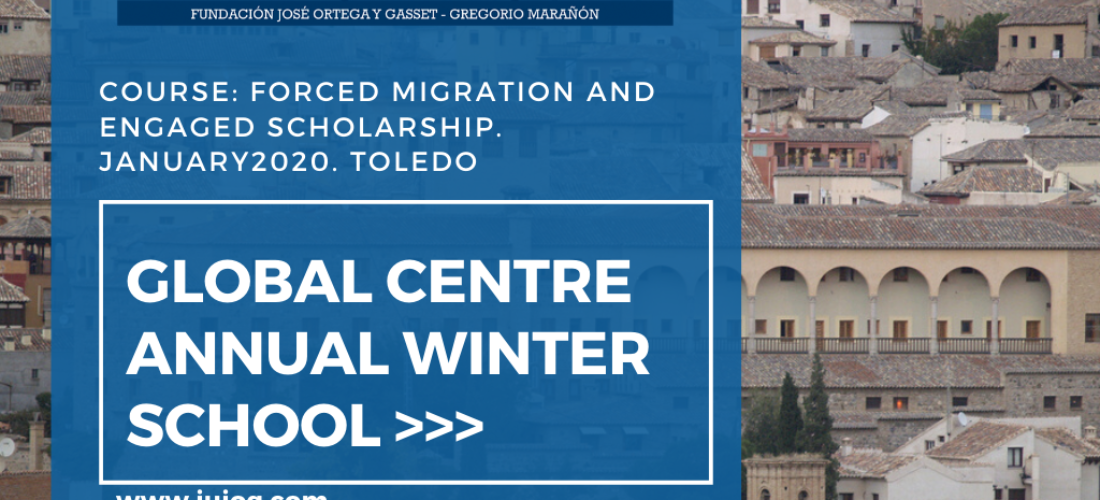 Global (DE) Centre (GDC) Annual Winter School: Forced Migration and Engaged Scholarship