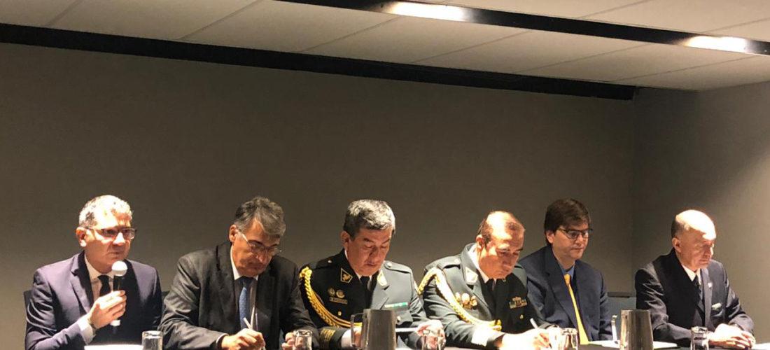 47 mandos de la Policía Nacional del Perú participan en el Programa de Estrategia de Seguridad Pública