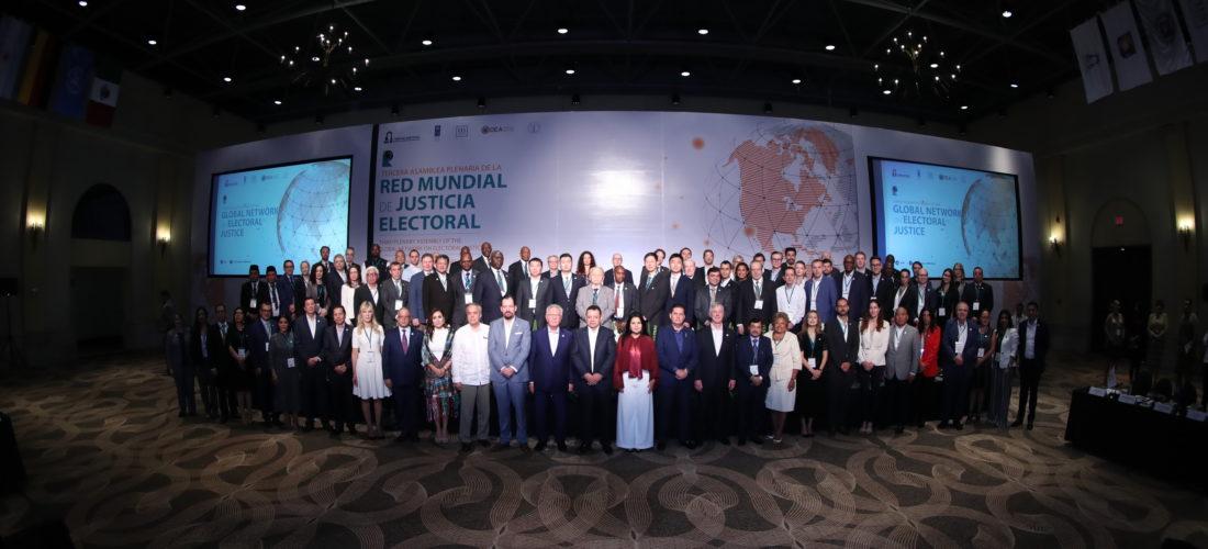 El Instituto Universitario de Investigación Ortega y Gasset se integra en la Red Mundial de Justicia Electoral