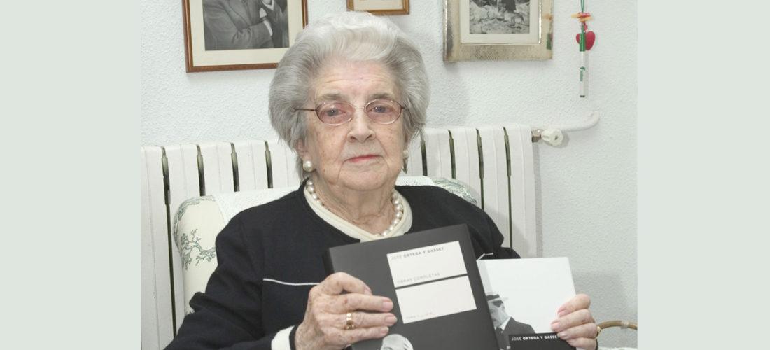 Soledad Ortega Spottorno. El legado de una mujer de vanguardia