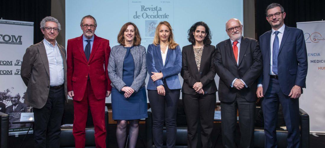 La FOM y la Fundación Lilly presentan en el Instituto Cervantes el número dedicado a la Ciencia compartida en español