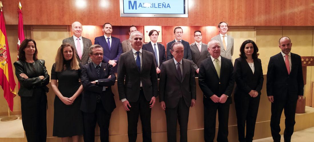 Presentación del documento de trabajo de la futura Red Oncológica Madrileña. Un referente mundial en la lucha contra el cáncer