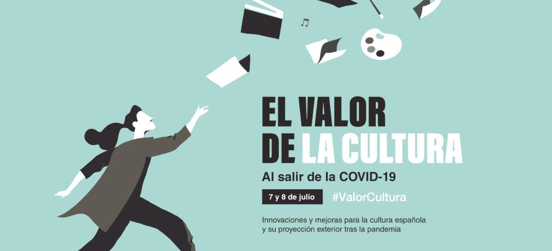 """Súmate a las Jornadas """"El valor de la cultura"""" organizadas por la FOM, Revista de Occidente, ACE y Planner Media"""