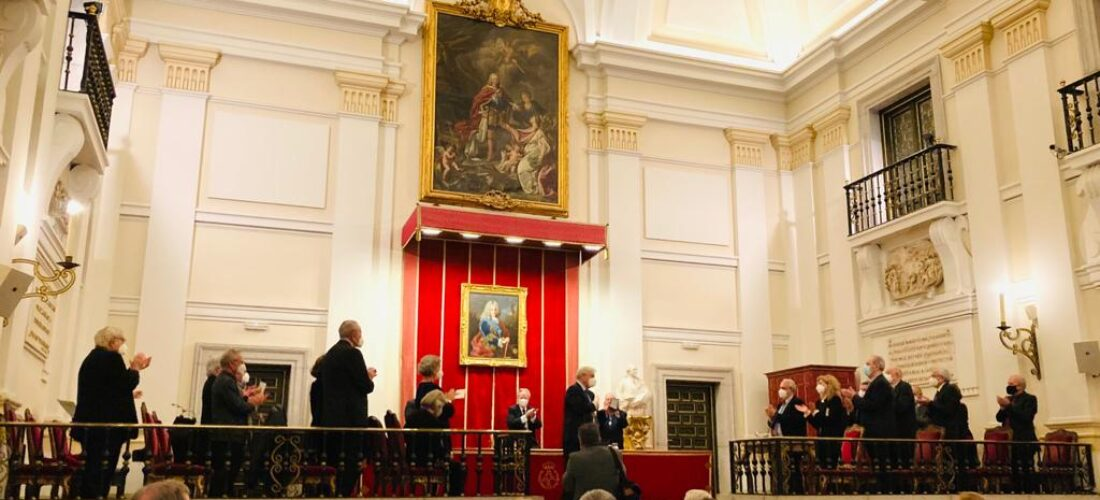 La Institución Libre de Enseñanza (ILE) recibe la Medalla de Honor de la Real Academia de Bellas Artes de San Fernando