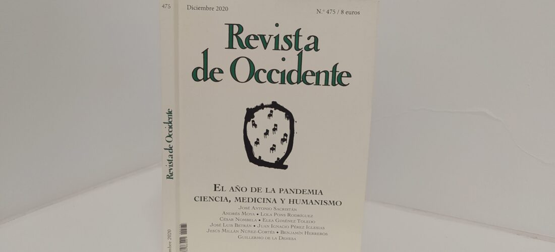 Revista de Occidente nº 475: El año de la pandemia