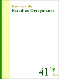 Revista de Estudios Orteguianos