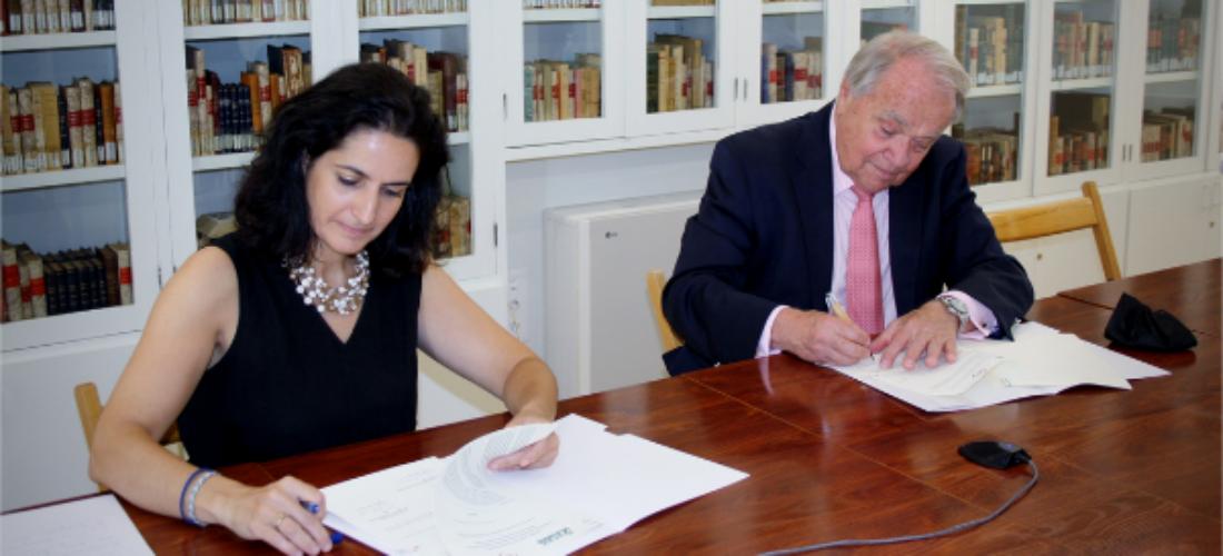 La Fundación Ortega-Marañón (FOM) y la escuela de gerencia IESA alcanzan un acuerdo para impulsar cursos y actividades sobre liderazgo y gestión pública