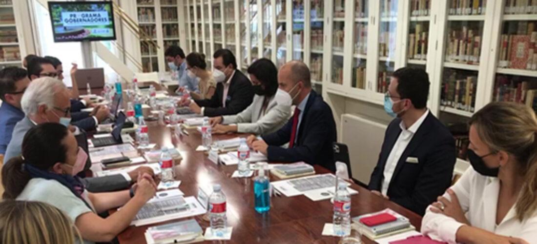 Gobernadores de Colombia participan en el Programa Internacional de Alto Gobierno organizado por la FOM y la Federación Nacional de Departamentos