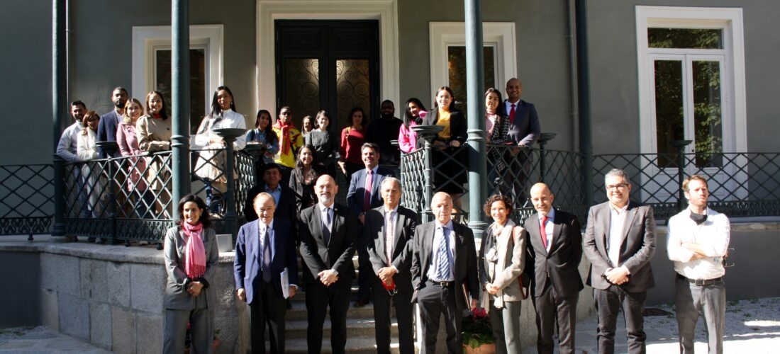 La Fundación inicia su curso académico con éxito de alumnos y la presencia del rector de la UCM y el consejero de Educación de la Comunidad de Madrid